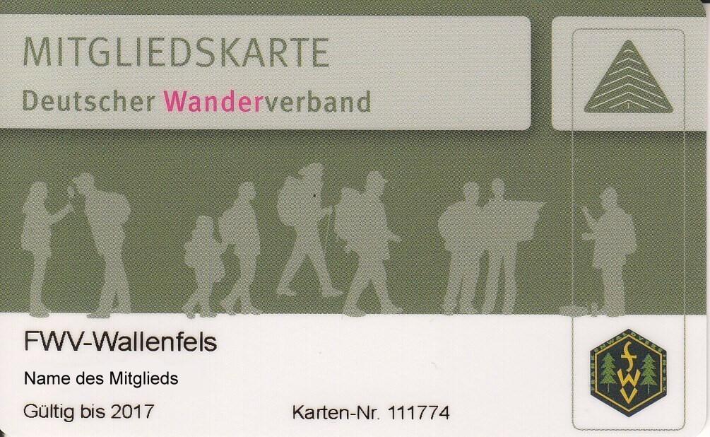 DWV-Card
