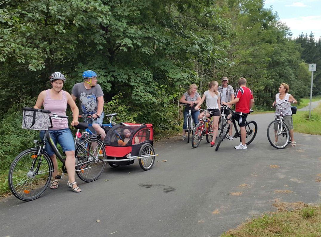 Radtour Kohlenmeiler 2016