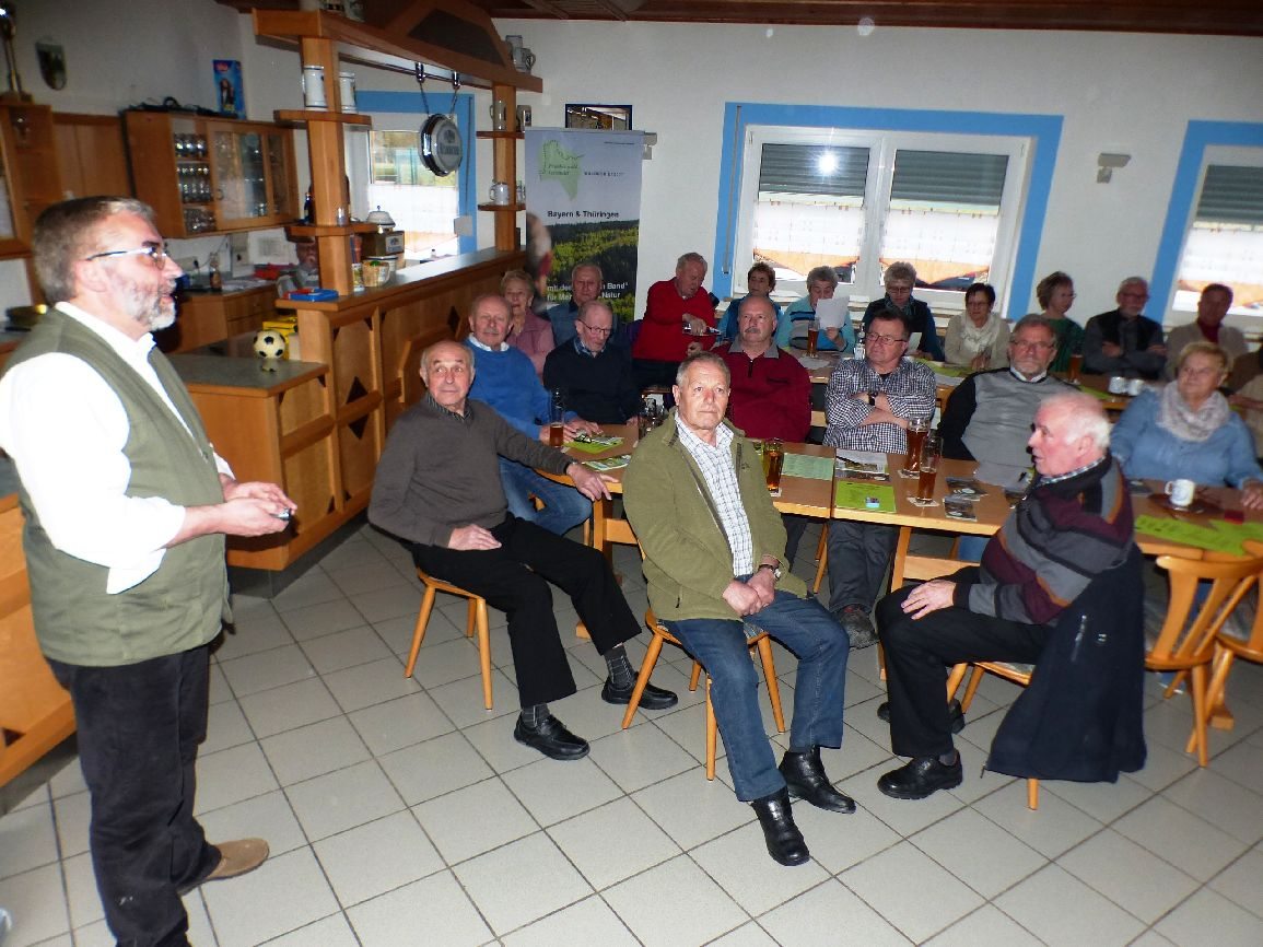 Vortrag Forstdirektor Peter Hagemann
