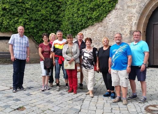 Radtour Kronach