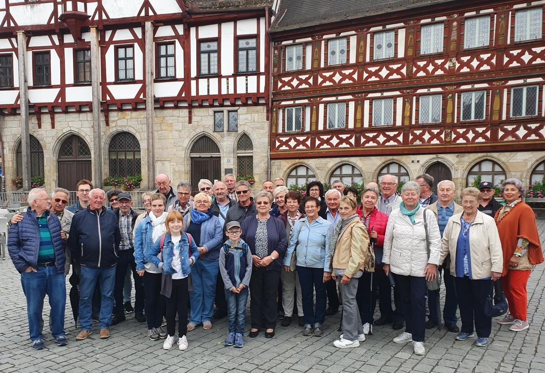 Forchheim Gruppe 2019