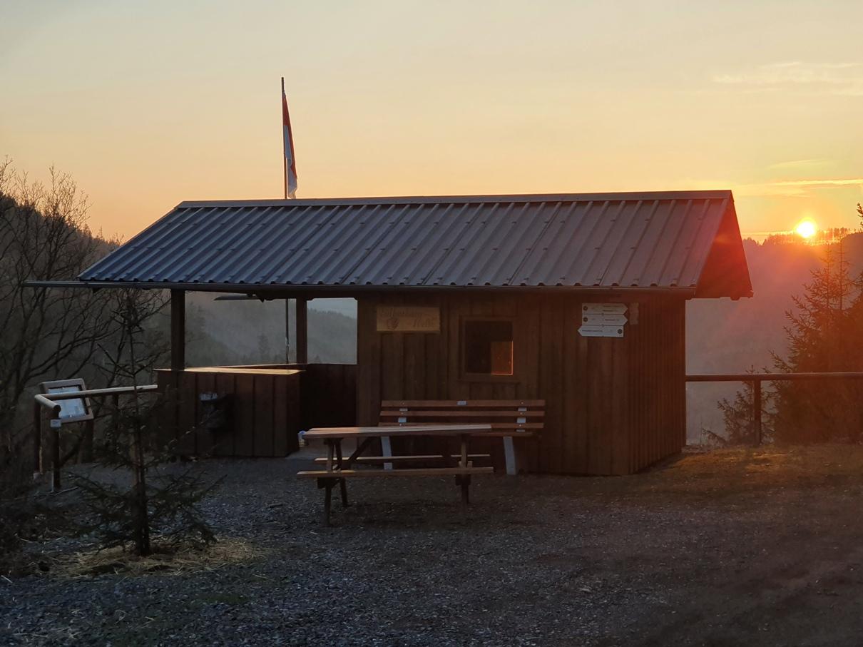 Hütte Silberberg
