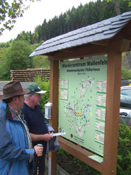 Wanderzentrum Wallenfels