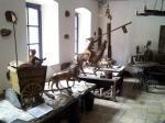 Innenraum des Till-Eulenspiegel-Museums