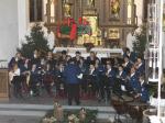 Der Musikverein Wallenfels brachte Lieder von klassisch bis modern