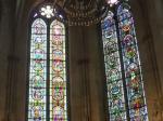 Farbenprächtige Kirchenfenster