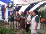 Der heimische Thüringerwald-Verein machte den Auftakt zum Kulturprogramm