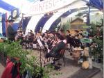 Ein besonderer Genuss war das Jugendorchester aus Rödental, Lkr. Coburg