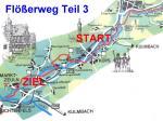 Dritte Etappe am Flößerweg von Hummendorf bis Marktzeuln