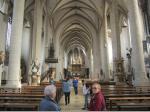 Der Eichstätter Dom ist ein imposantes Bauwerk