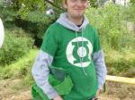 Ein freundlicher Helfer: Jugendbeauftragter Frank Müller