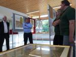 """Ausstellung """"Wallenfels auf alten Karten und Plänen"""" vom 11. bis 13.09.2015"""